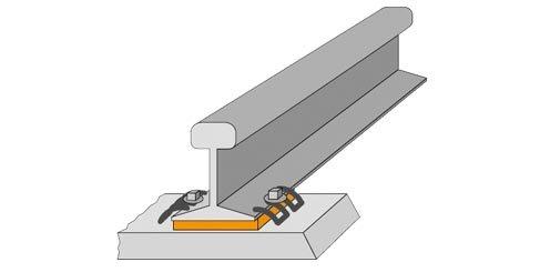 rail-pads