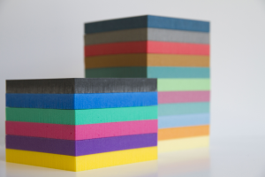 Material Series Sylomer Slyodyn Samples